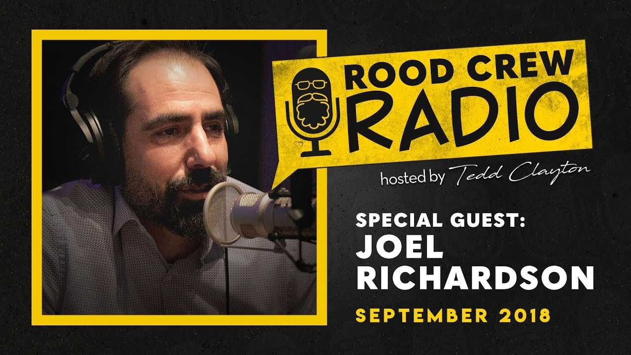 Rood Crew Radio – September 2018 – Joel Richardson and Michael Rood Chat